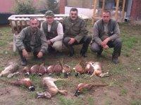 Knićanski lovci sa odstrelom 2012.godine